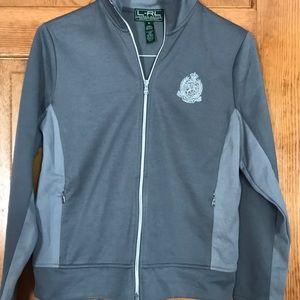 Women's Ralph Lauren Active zippered track jacket